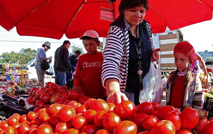 Rusya'dan Türkiye'ye domates uyarısı