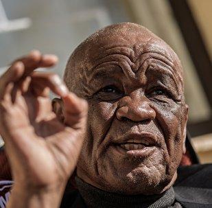 Lesotho Krallığı Başbakanı Tom Thabane