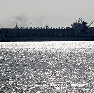 Katar-Hamad Limanı