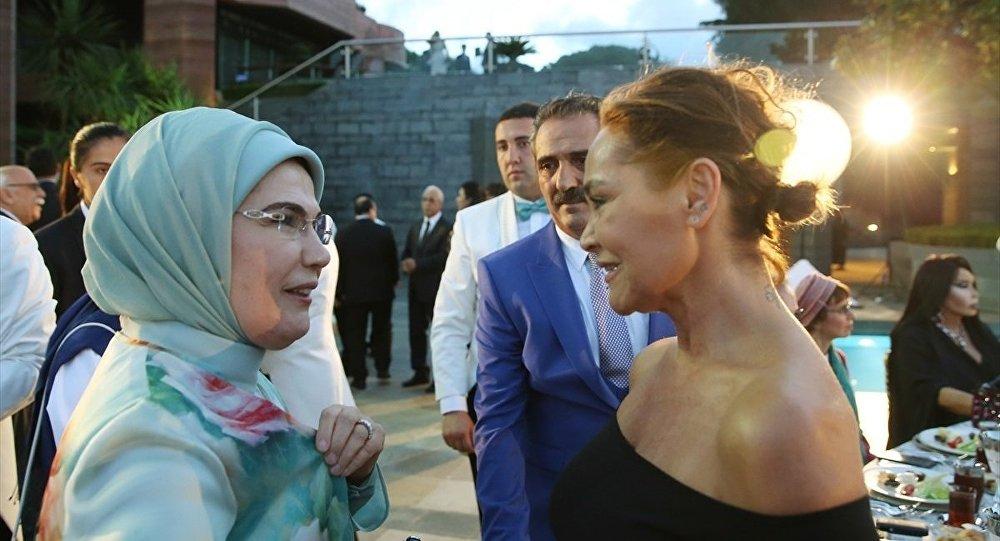 Emine Erdoğan - Hülya Avşar