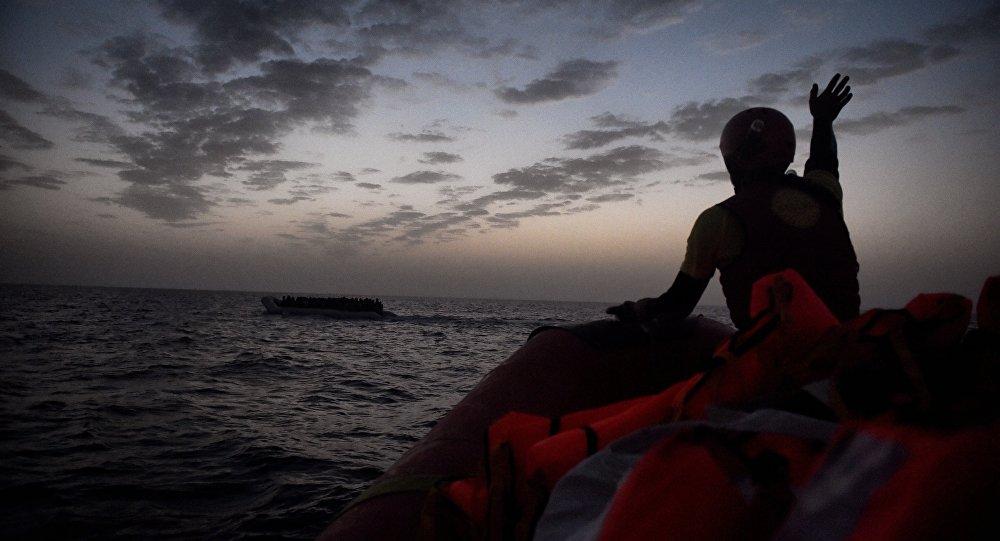 İspanya'da denizin ortasındaki sandalda 5 göçmenin cesedi bulundu