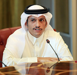 Katar Dışişleri Bakanı Şeyh Muhammed bin Abdulrahman el Sani