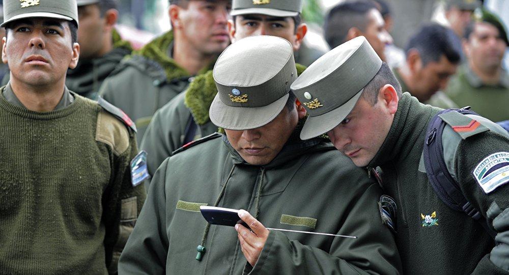 IŞİD, Arjantin ordusunun sitesini hackledi: Bu bir tehdit