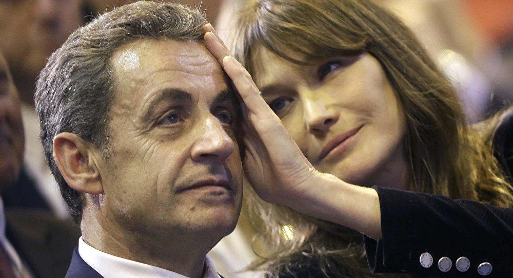 Nicolas Sarkozy - Carla Bruni