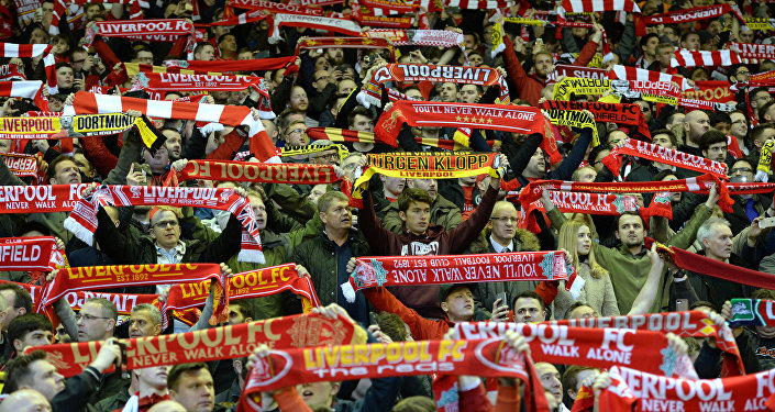 1) You'll never walk alone (Liverpool)