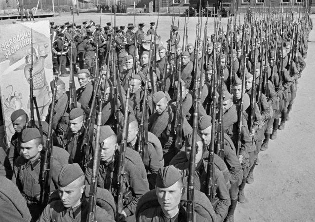 Büyük Vatan Savaşı'nın ilk günleri