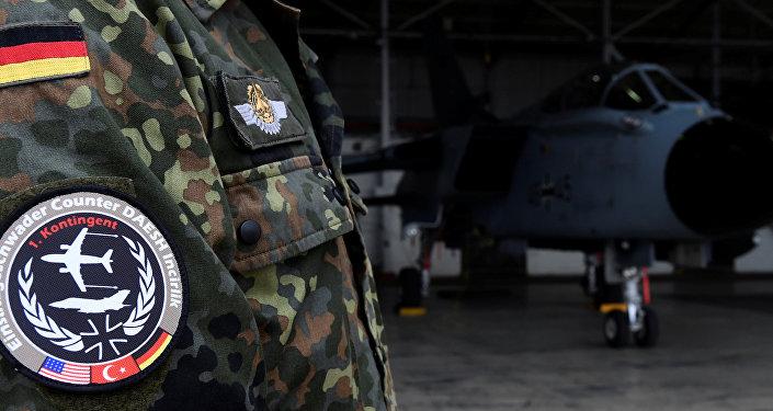 Almanya - Türkiye / İncirlik'teki Alman askerleri