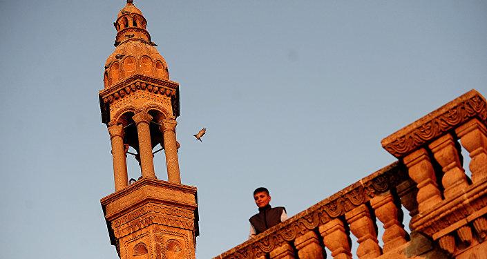 Mardin-Süryani-kilise