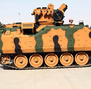 Katar'a giden Türk askerleri