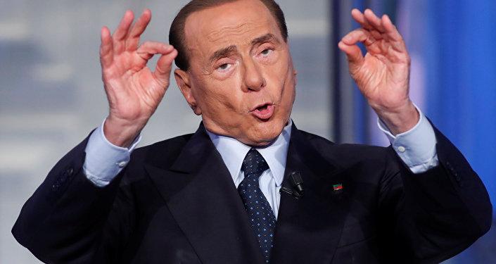 Eski İtalya Başbakanı Silvio Berlusconi