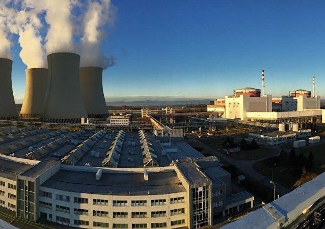 Temelin nükleer santrali