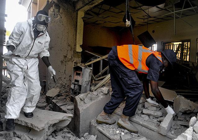 Nijerya'da intihar eylemleri