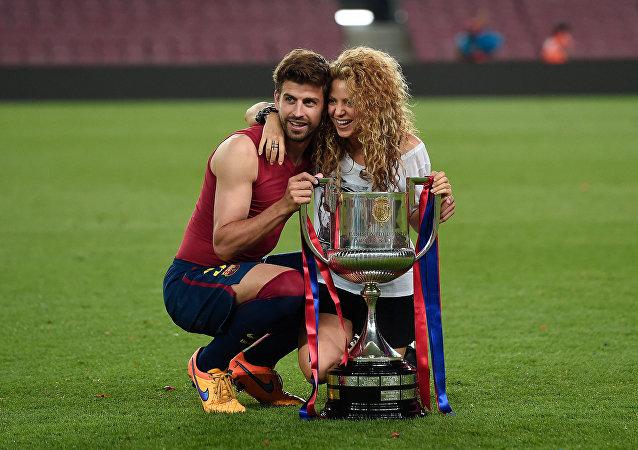 Gerard Pique ve Shakira