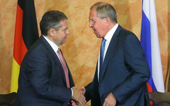 Almanya dan Rusya ya Suriye teşekkürü