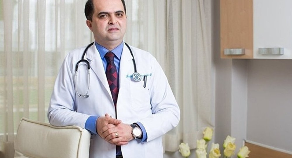 Ünlü Azeri kalp ve damar cerrah Prof. Dr. Reşad Mahmudov