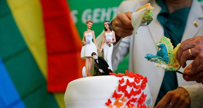 Almanya- Eşcinsel evlilik