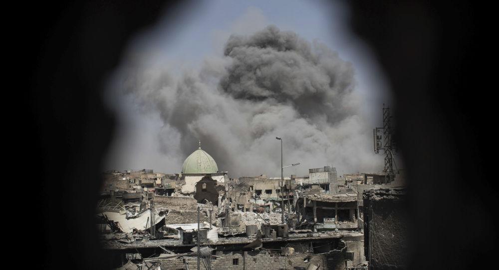 IŞİD'den kurtarılan Musul