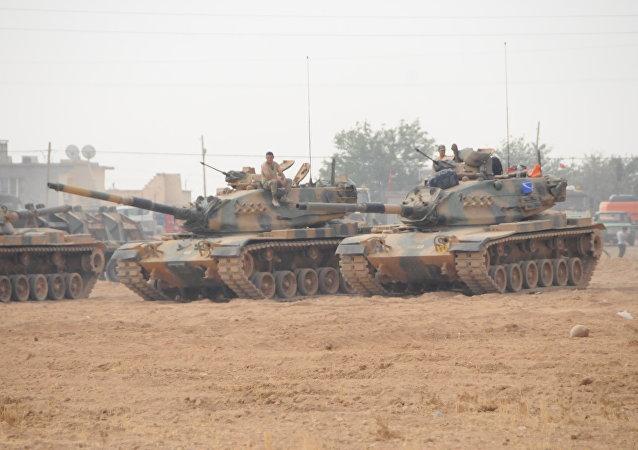 TSK'dan Afrin'de operasyon hazırlığı