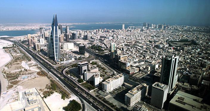 Bahrain's captial Manama