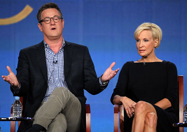 Joe Scarborough-Mika Brzezinski