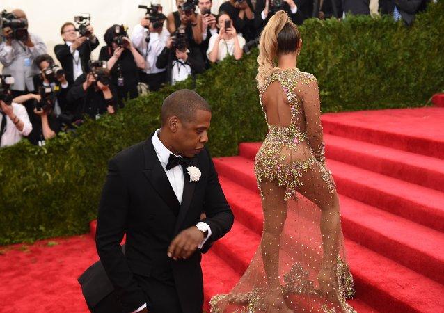 Beyonce ve eşi Jay Z