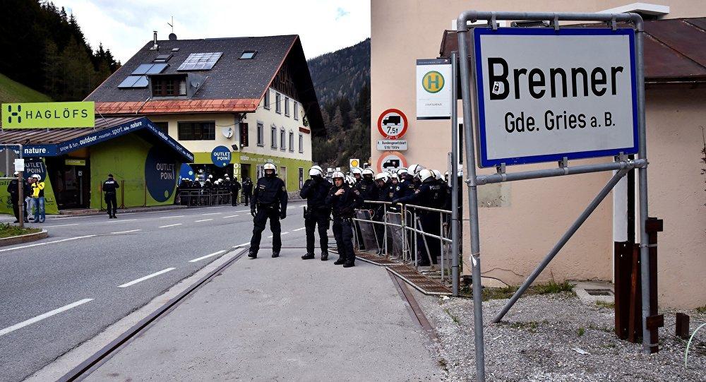 Avusturya-İtalya sınırı