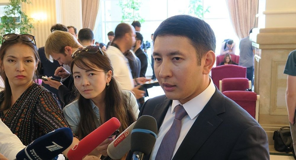 Astana toplantısı
