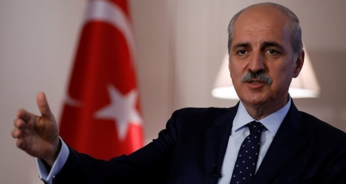 Hükümet Sözcüsü ve Başbakan Yardımcısı Numan Kurtulmuş