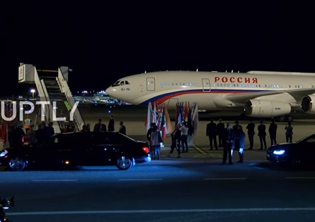 Vladimir Putin, G20 Zirvesi için Hamburg'da - Video haber