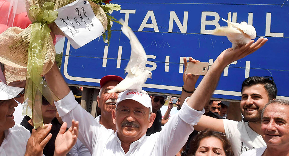 Kılıçdaroğlu:Yenidemokratikaraçlarıüretmeliyiz