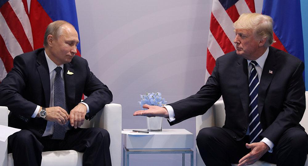 Trump Rusya ABD Ilikileri Tm Zamanlarn En Dk Seviyesinde