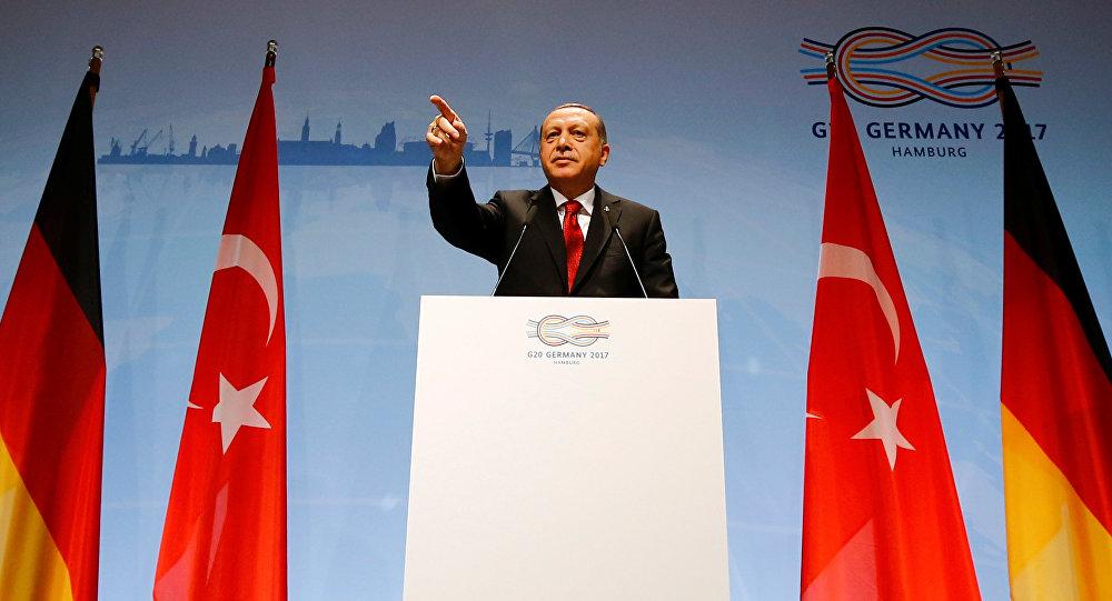 Erdoğan:Demirtaşbirteröristtir