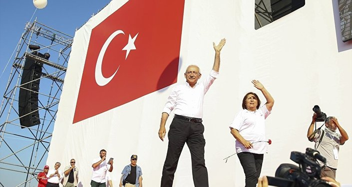 Kemal Kılıçdaroğlu - Adalet Mitingi