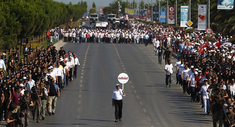 Kemal Kılıçdaroğlu - Adalet Yürüyüşü