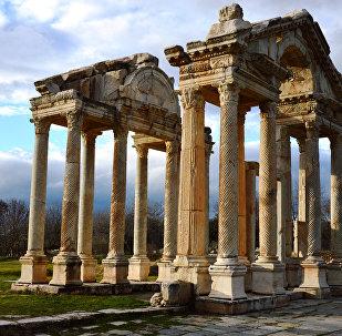 Afrodisias - Türkiye