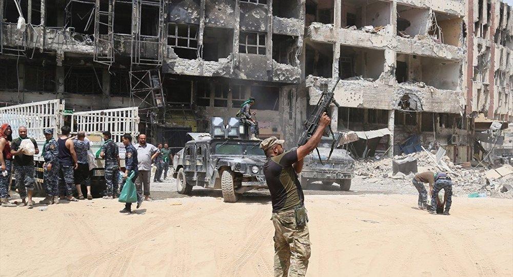 Musul IŞİD'den kurtarıldı