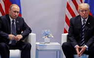 Donald Trump- Vladimir Putin