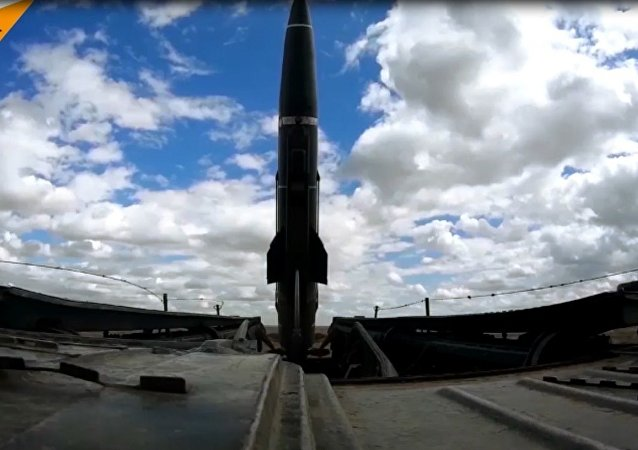 Rusya'dan Toçka-U taktik füze tatbikatı