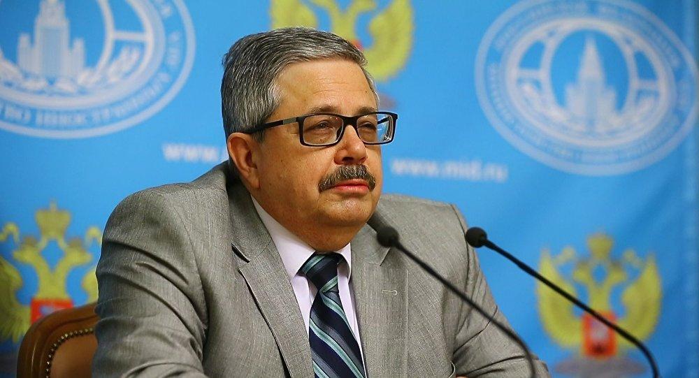 Rusya'nın yeni Ankara Büyükelçisi Aleksey Yerhov