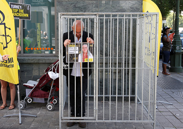 Türkiye-İnsan Hakları