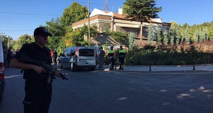 Konya'da IŞİD'in hücre evine yapılan baskın