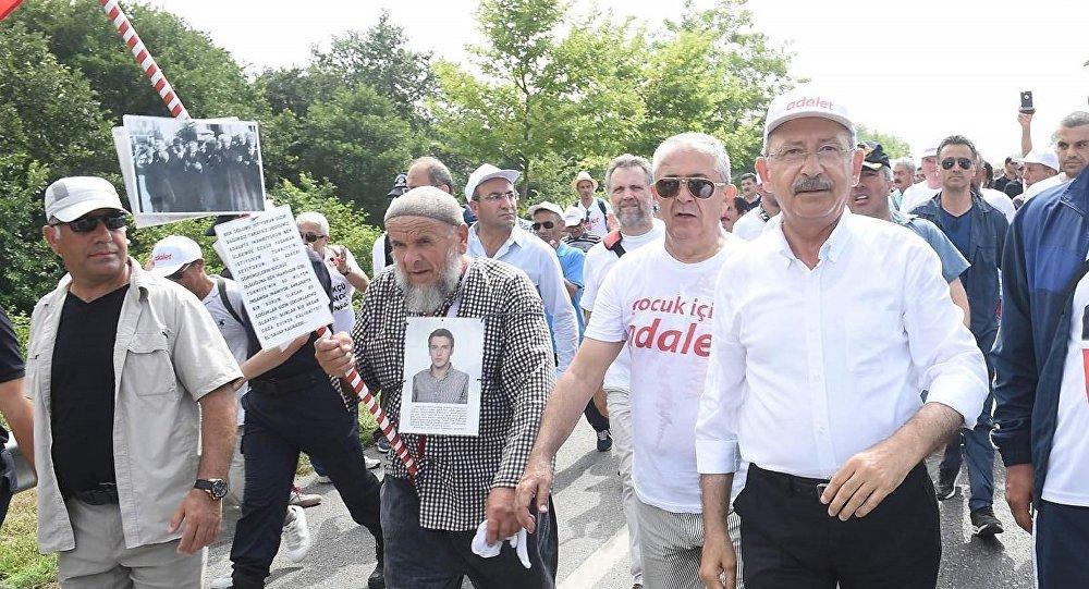 Veysel Kılıç, Kemal Kılıçdaroğlu