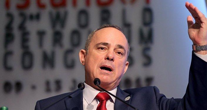Yuval Steinitz / 22. Dünya Petrol Kongresi