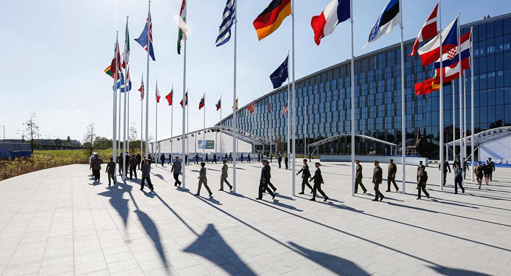 NATO merkezi-Brüksel