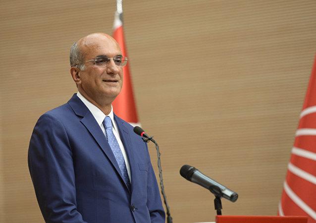 CHP Genel Başkan Yardımcısı Tekin Bingöl