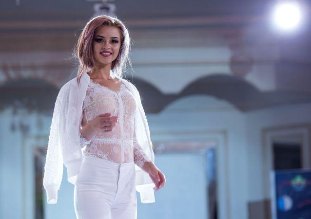 Kırgızistan Güzeli 2017 yarışması