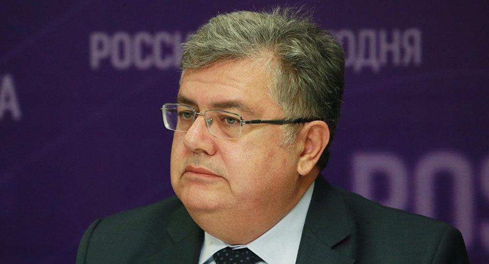 Büyükelçi Diriöz, Kosaçev'le görüştü: Türk-Rus ilişkileri dinamik şekilde gelişiyor