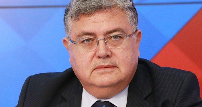 Türkiye'nin Moskova Büyükelçisi Hüseyin Diriöz