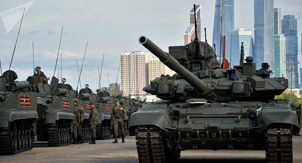 Rusya'nın en güçlü silahları.