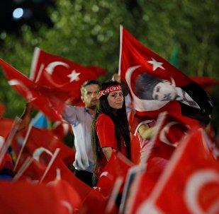 15 Temmuz'un 1. yıldönümü - Ankara